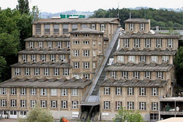 Stufenbau