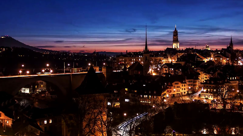 Video-Cover: Bern – where people meet